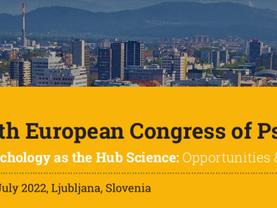 Європейський психологічний конгрес 2022