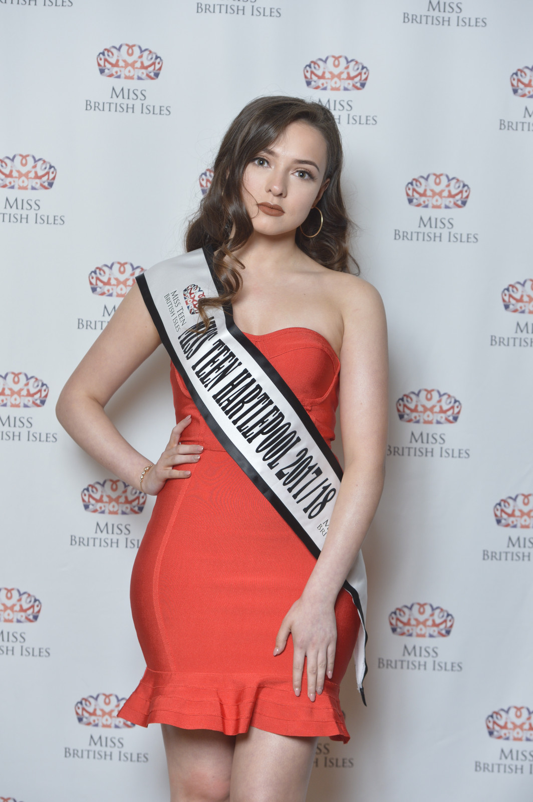 Miss Teen British Isles 2018