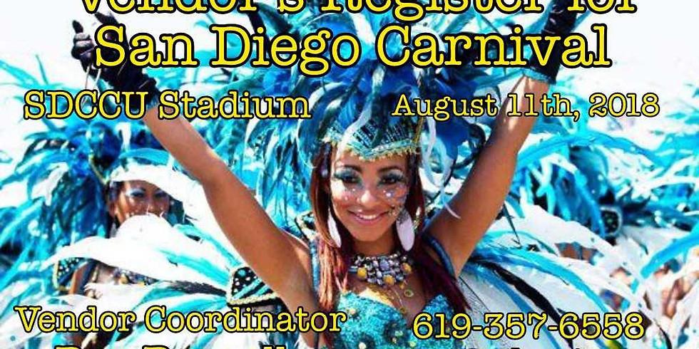 San Diego West Coast Multicultural Carnival & Festival 2018