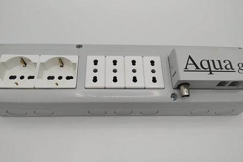 Unità di sensoristica e potenza 6 prese + RedOx