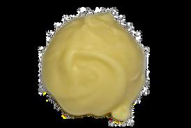 Weißer Sahne Trüffel