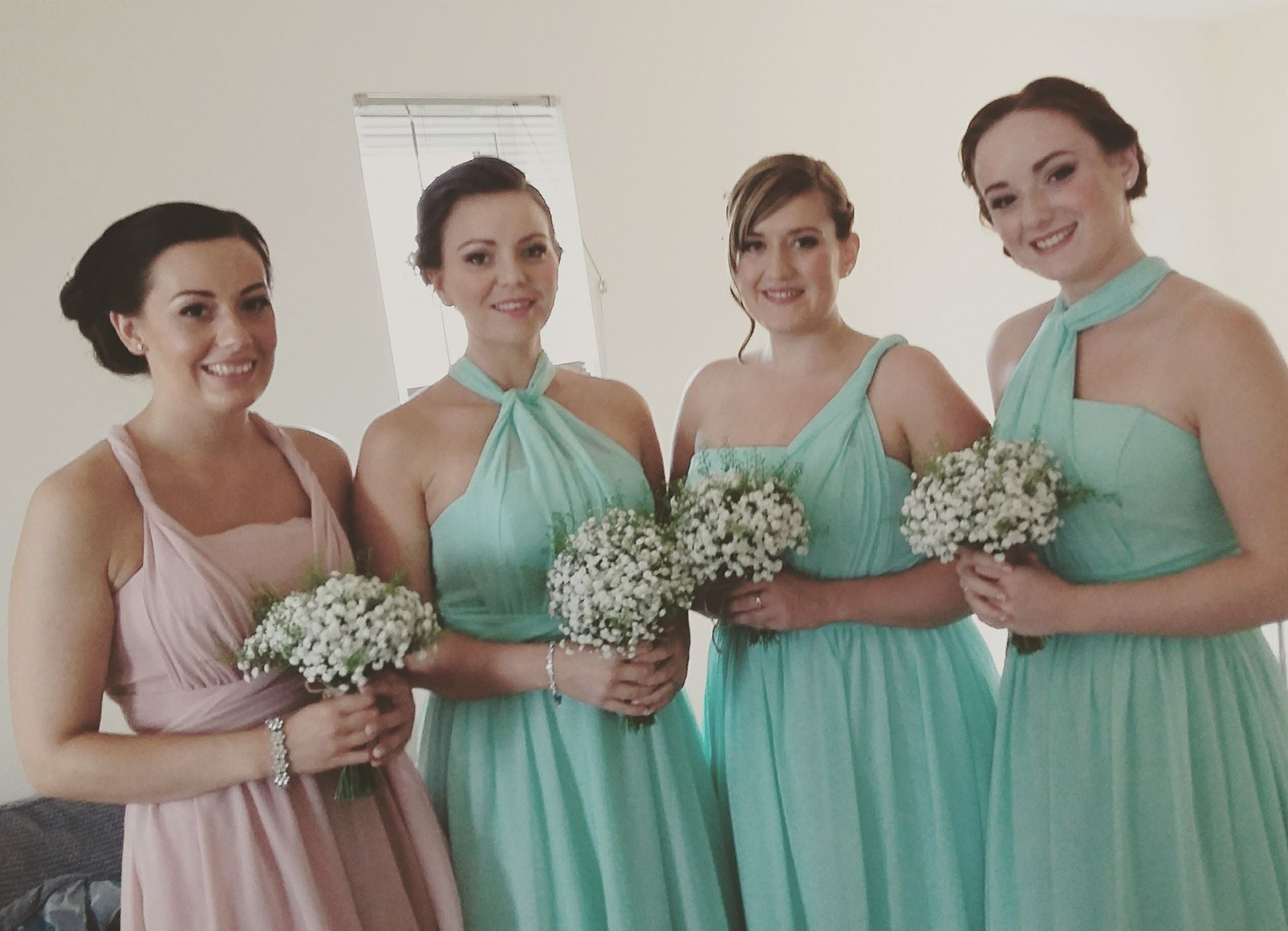 Multiway in Blush and Mint