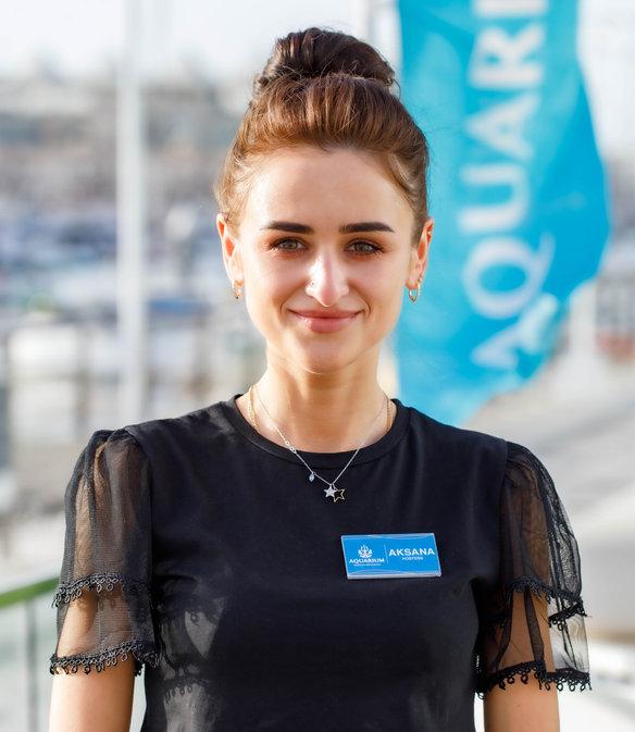 Oksana Palkhouskaya