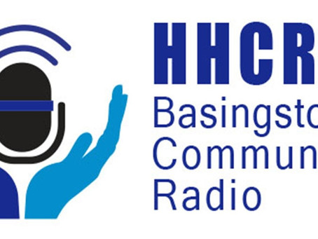 Tune in to your local Community Radio Station, HHCR!