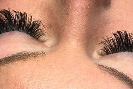 4 D Russian Lashes