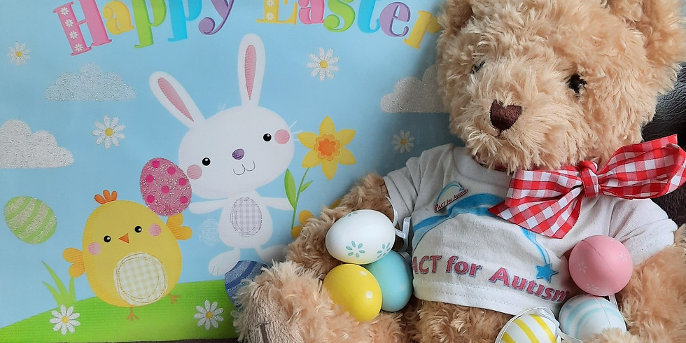 Pact for Autism Easter Drop Off (Saturday 3rd April 2021)