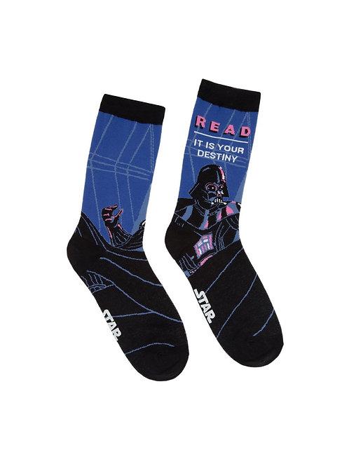 Darth Vader READ Socks