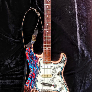 daisuke tsutsui's guitar
