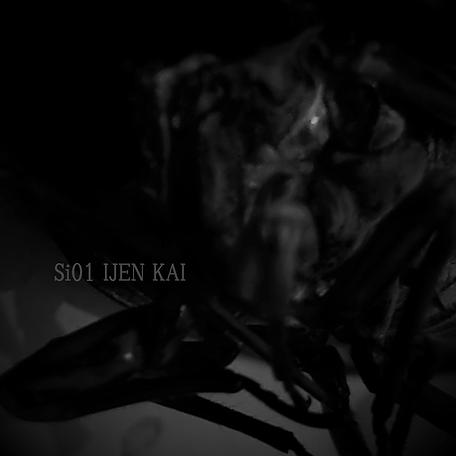 "IJEN KAI First Album ""si01"" Cover"