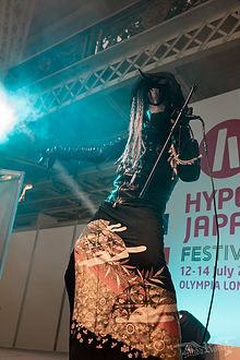 Lee Loi IJEN KAI Live at Hyper Japan in London