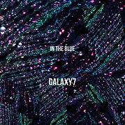 "Galaxy7 Single ""in the blue"" Cover"
