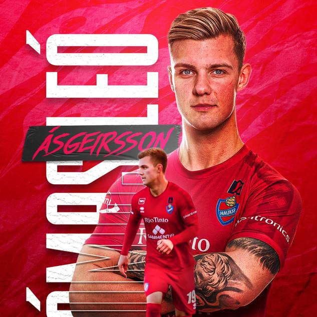 Tómas Leó Ásgeirsson