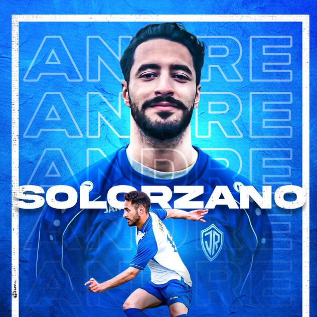 Andre Solorzano
