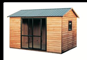 Premium wooden studio or sleepout