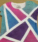painted tshirt