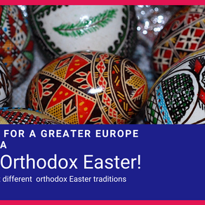 The Institute presents: Orthodox Easter Traditions 2021