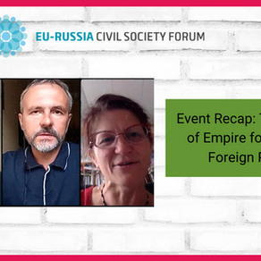IGE Event: The Legacy of Empire for Russian Foreign Policy