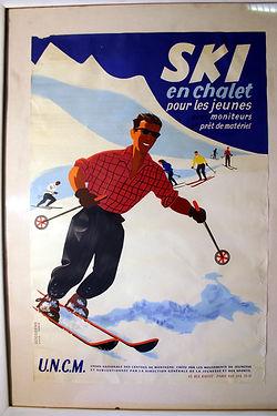 (159) ski en chalet pour jeunes moniteur