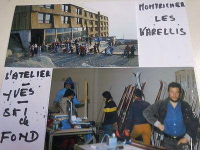(96) Montricher les Karellis, l'Atelier,