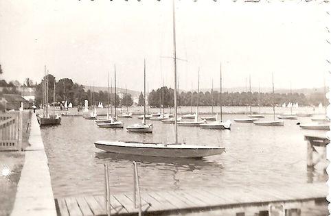 1955  UNF Colbert   Port des Marquisats.