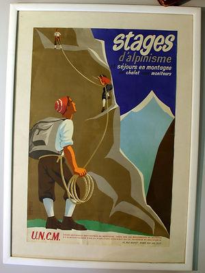 (99) Stage d'alpinisme UNCM, collection