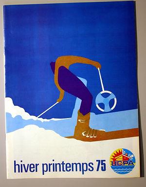 36 Affiche Hiver Printemps 1975, coll. R
