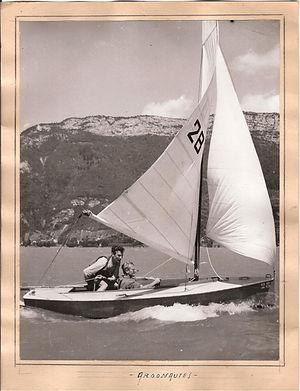 (68)1957 7 Argonaute UNF Colbert   (cred