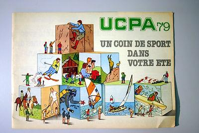 40 Affiche UCPA 1979, coll. Raymond Gire
