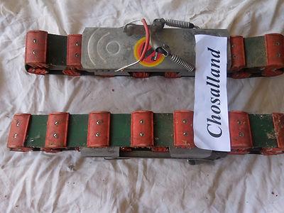33 Raquettes, coll. Pierre Chosalland, c