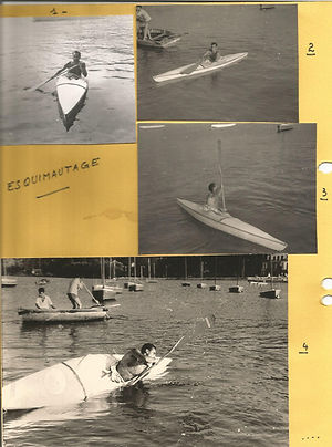 (93) 1959 8 5 esquimautage (cred.F.Gille