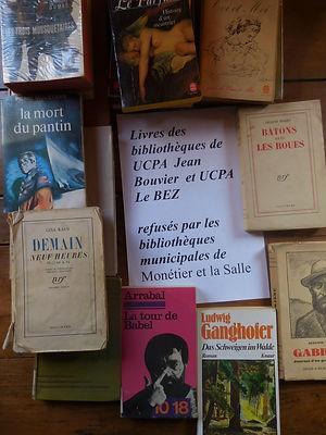 (88) Livres, collection Alain Coduri (88