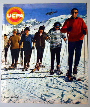 26 Affiche, Hiver 1970 - 71, coll. Raymo