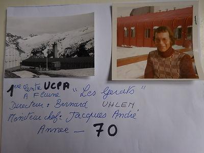 (93) Photos 1er centre UCPA Les Gerats,