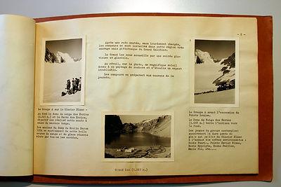 (78) Glacier Blanc, Grand Lac, Pointe Lo