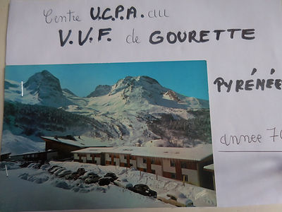 (99) Centre UCPA, V.V.F. de Gourette, Py