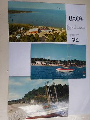(95)_UCPA_Bombannes,_année_1970,_collect