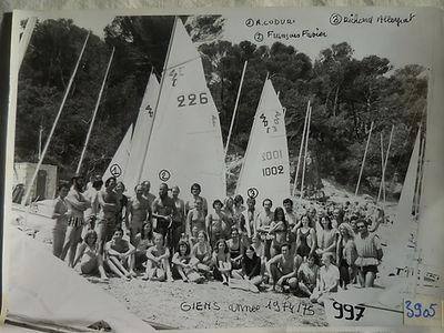 (101) Giens 1974 - 19751-Coll. Alain Cod