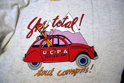 48 tee shirt UCPA, coll. Raymond Gired.J