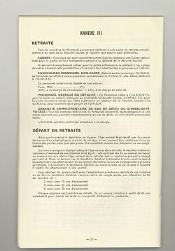 51 Statuts UNCM 1963 retraite, coll. Ray