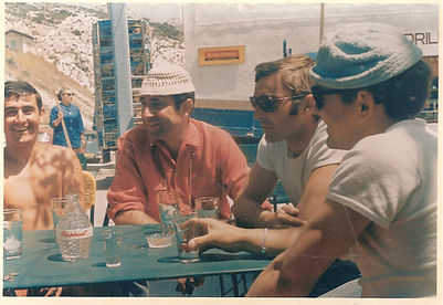 Niolon, 1967, DD Schmidt, Michel Lougier