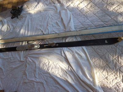 81 Paire de skis, coll. ALain COduri.JPG