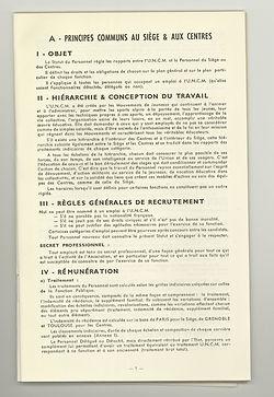 50 Statuts UNCM 1963 Principes communs,