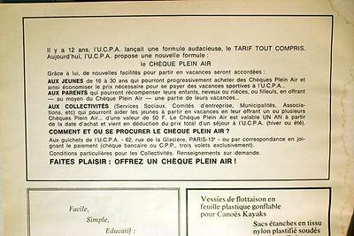 (96)_Chèque__plein_air,_année_1970,_coll