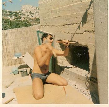 JP Cha, Niolon, Mars 1970, coll. JP CHa