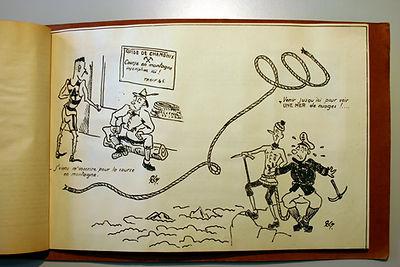 (70) Guide de Chamonix, collection Rayhm