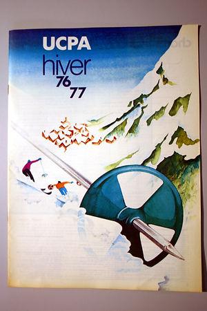 38 Affiche Hiver 76  77, coll. Raymond G