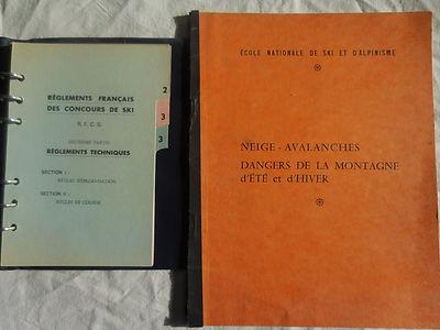102_Neige_avalanches_1967,_règlement,_co