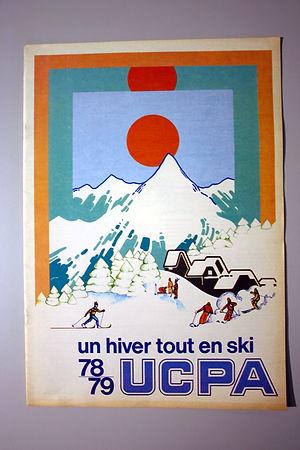 (143) Un hiver tout en ski, 78 - 79, col
