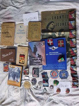 Copie de 24 Livres Insignes Collection A