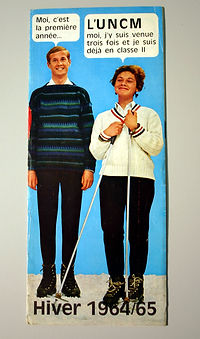 (111) UNCM, Hiver 1964 - 1965, collectio